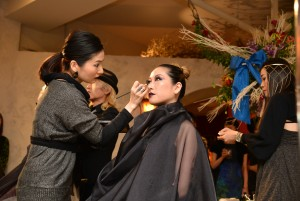 makeup artist:luv2bfree
