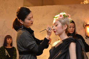 makeup artist: luv2bfree