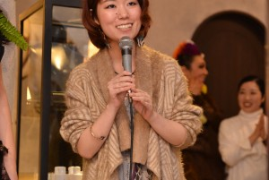 Costume Designer Miwa Kosuge