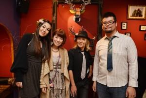 Youme&Miwa&Syu&Kozo